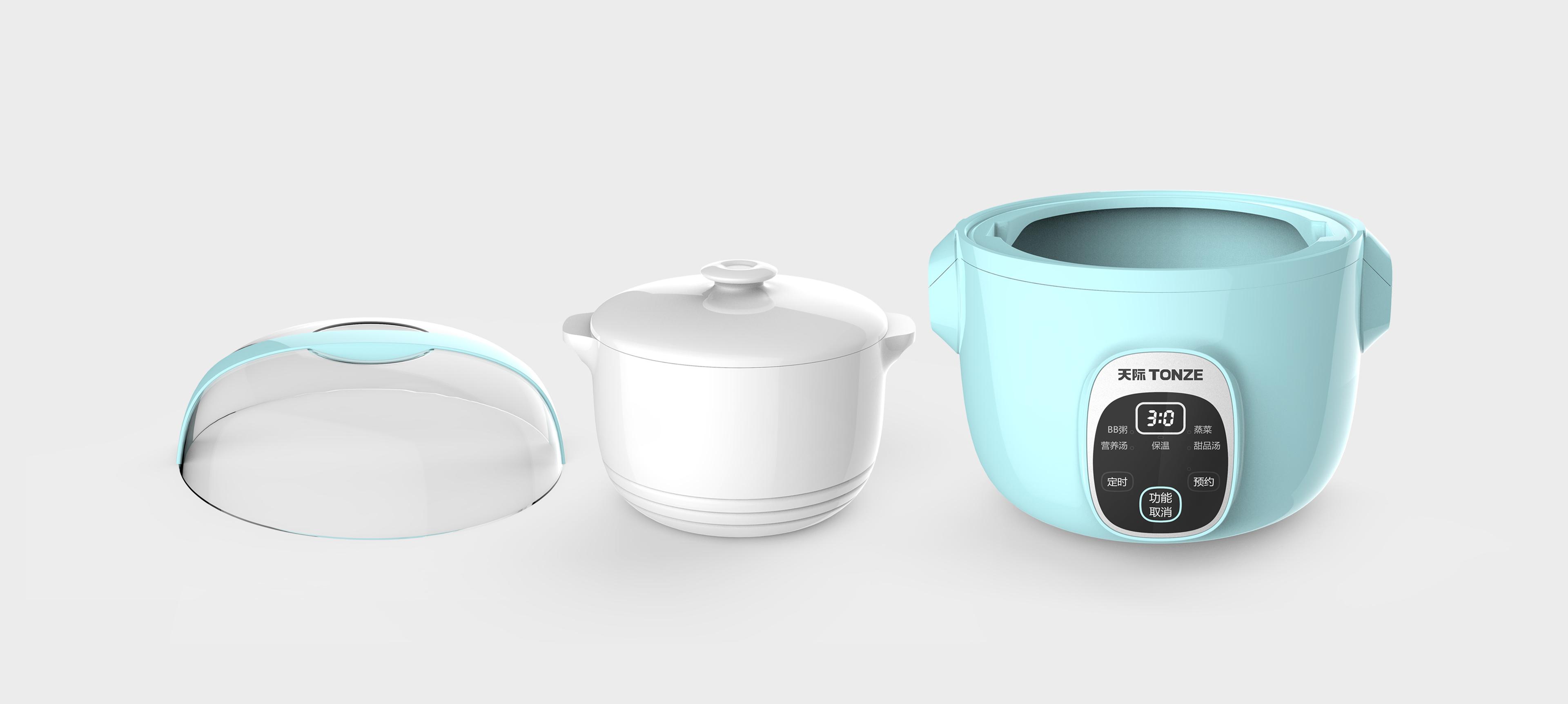 Baby Pot_心品工业设计