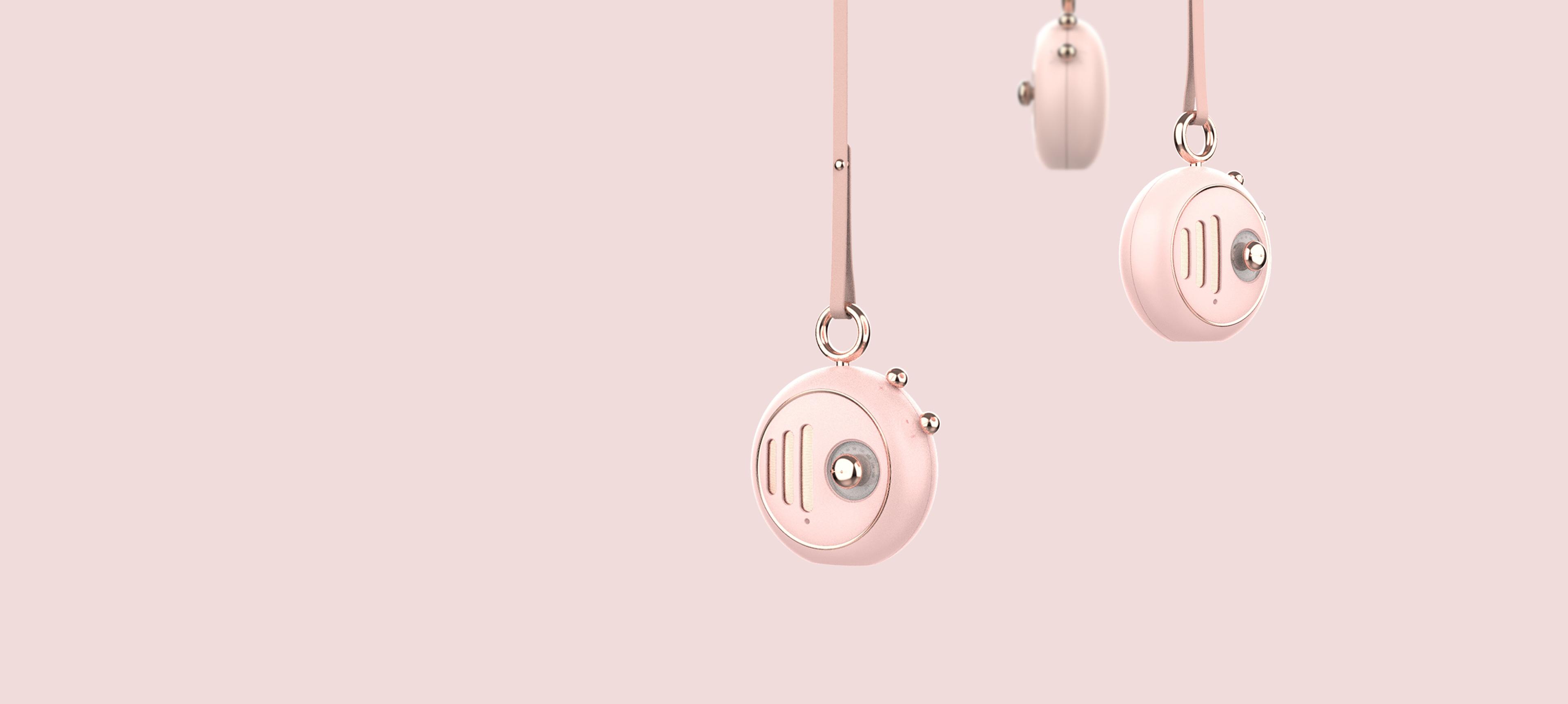 Bluetooth Speaker_心品工业设计